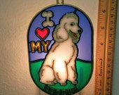 Poodle Night Light