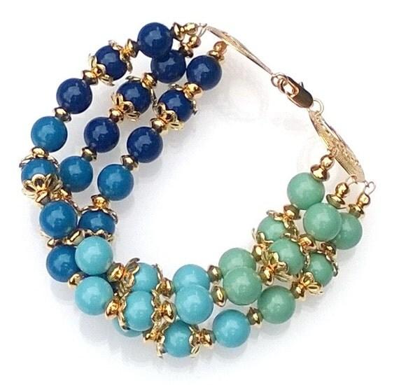Swarovski Crystal Pearl Bracelet, Swarovski Crystal Bracelet, Crystal Pearl Bracelet, Beaded Bracelet, Pearl Bracelet