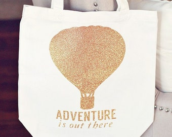 Adventure is Out There Tote
