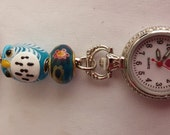 Owl fob watches for nurses, vets or beauticians
