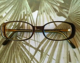 VINTAGE eyeglasses Female/girl-EMPORIO ARMANI--original years