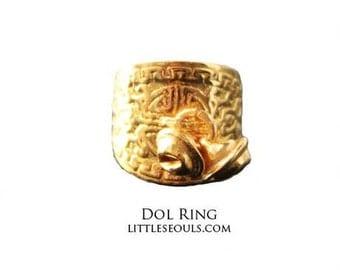 Korean Baby Gold Dol Ring 24K