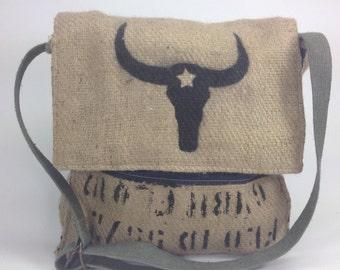 handmade bag, breaking bad messenger bag , vegan bag, shoulder bag,black handle scholl bag