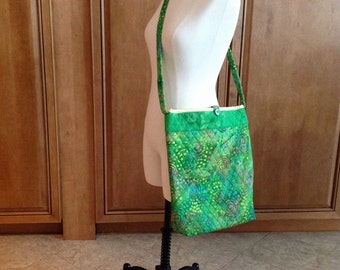 Quilted Tall Tote