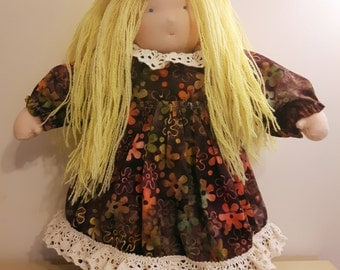 """15"""" Waldorf Doll Lucy"""