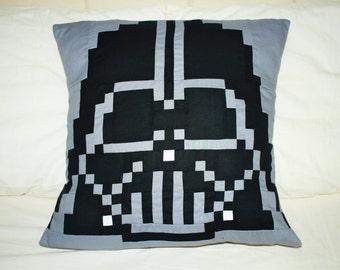 "18""x 18"" Darth Vader Throw Pillow Case/Cover"