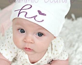 Hi infant hat