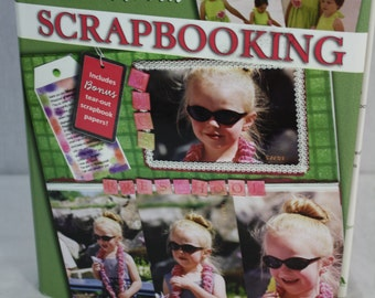 It's All About Scrapbooking Hardback Book