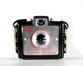 Kodak Brownie Bullet Camera -  Eastman Kodak - vintage camera - box camera