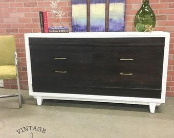 MCM Painted Dresser