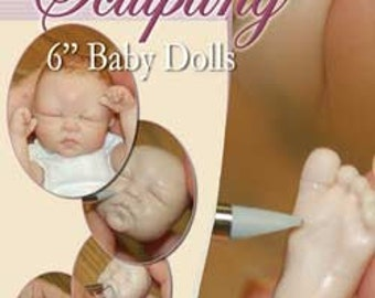 "DVD: Art of Sculpting 6"" Babies"