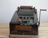 Superbe ancienne machine ...