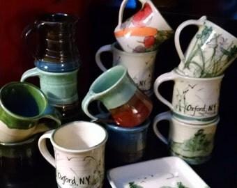 mugs, Mugs and MUGS!