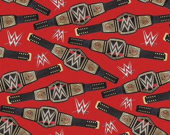 World Heavy Weight Champion Fabric From Springs Creative