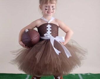 Touchdown Cutie tutu dress