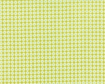 1/2 Yard - Flow - Pearls - Apple - Zen Chic - Brigitte Heitland - Moda - Fabric Yardage - 1595 18