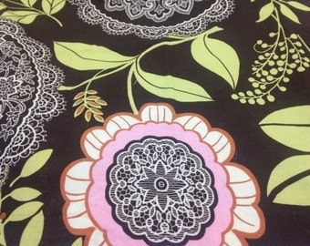 1−1/4 Yards Lotus by Amy Butler Rowan Collection/ quilting fabric/Lotus design fabric