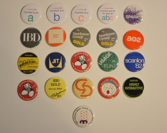Herman Miller Factory Buttons 2.25