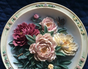 Bradford Exchange - Lena Liu's Beautiful Gardens #2