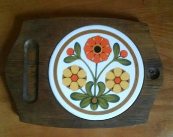 Vintage Cheese Board, Cutting Board