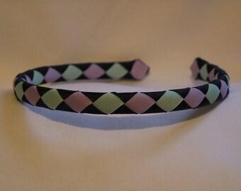 Ribbon headband /Alice band