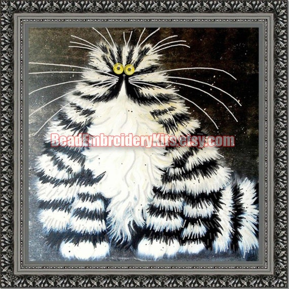 Big Boss DIY bead embroidery kit beaded painting craft set