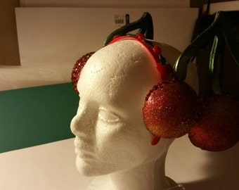 Cherry Headpiece