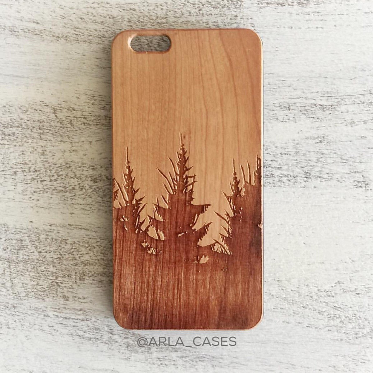 Forest Phone Case Wooden Iphone Case Wood Iphone 7 Case
