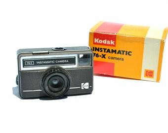 Kodak Instamatic 76, Electronic Gadzet Gift, Old Film Camera, Photo Camera, English Camera, Retro Photography, Film Camera, Kodak Instamatic