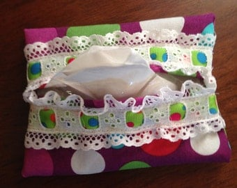 Tissue purse pack