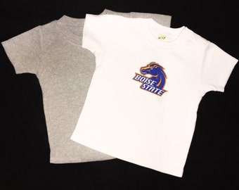 Boise State University - Boise State toddler - Boise State shirt - BSU Broncos - Boise State onesie