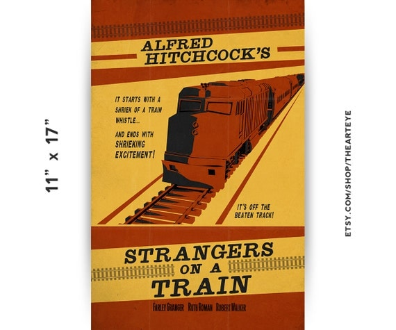 strangers on a train essay Research essay sample on mise en scene north by northwest custom essay  writing  one is north by northwest, and the other is strangers on the train.