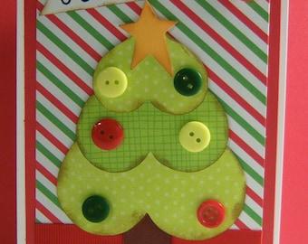 Heart Christmas Tree