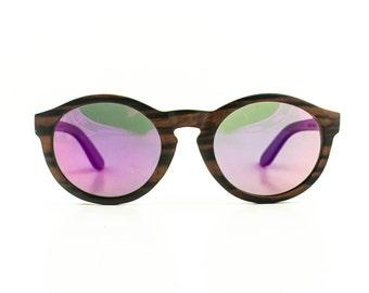 Wooden sunglasses - Patong Beach, Hoentjen Creatie