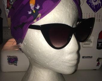 Hotel Transylvania theme Adult Turban style headband