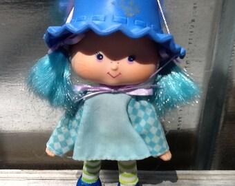 Blueberry Muffin Vintage Strawberry Shortcake Doll