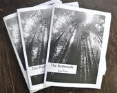 The Redwoods - photo-illustrated zine
