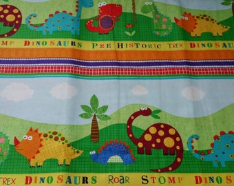 "Red Rooster Fabric ""Stomp"""