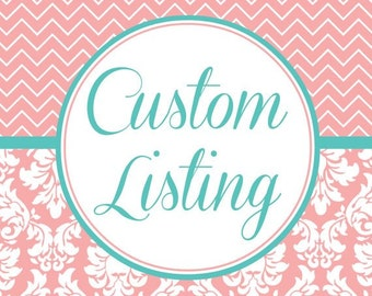 Personalised listing for Gabrielle