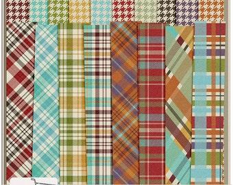 Fall Pickings Digital Paper Pack