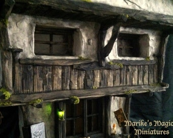 Skully, the haunted doll house 1/12