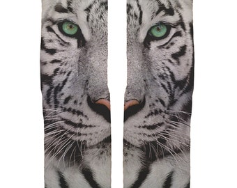 White Tiger Socks