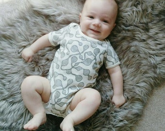 Organic Baby Clothes, Baby Clothes, Organic Baby Onesie, Organic Baby Bodysuit, Baby Gift, Gender Neutral Baby Clothing, Unisex Baby Clothes