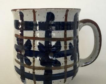Vintage Speckled Mug