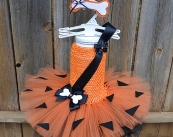 Bam Bam Costume, Bam Bam Tutu, Pebbles Tutu, Bam Bam Tutu Dress, Pebbles Tutu Dress, Pebbles Costume, Flinestones Costume, Bam Bam Outfit