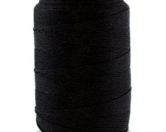 Silk Thread 1/2oz Spool Black Size F (CD7018)