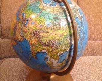 """Vintage 12"""" Globe Cram Enviro-Sphere"""