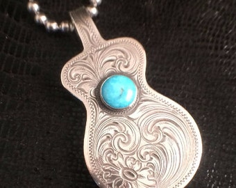 MOTHER'S DAY Rockin Out Guitar Pendant