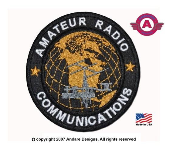 Patch radio amateur