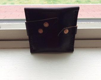 Horween Shell Cordovan Wallet